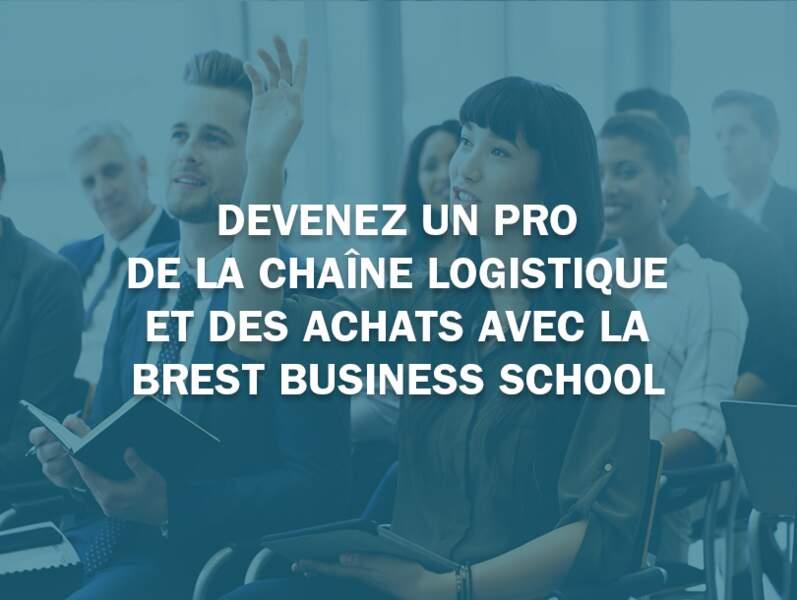 Devenez un pro de la chaîne logistique et des achats avec la Brest Business School