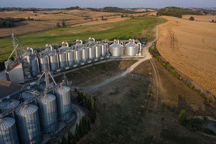 Deux mois en silos