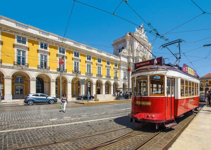 4 jours à Lisbonne (Portugal)