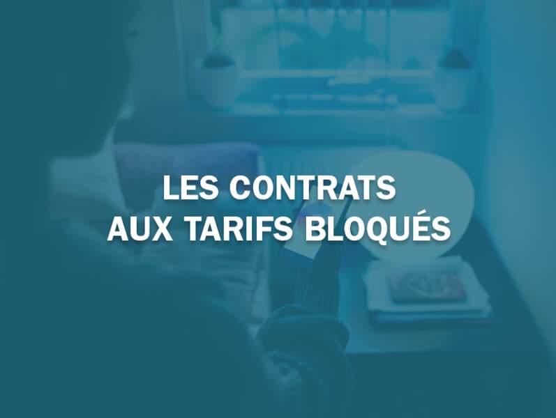 Les contrats aux tarifs bloqués