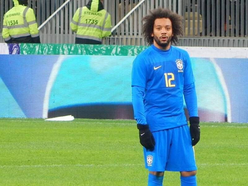 Marcelo, le défenseur brésilien du Real Madrid