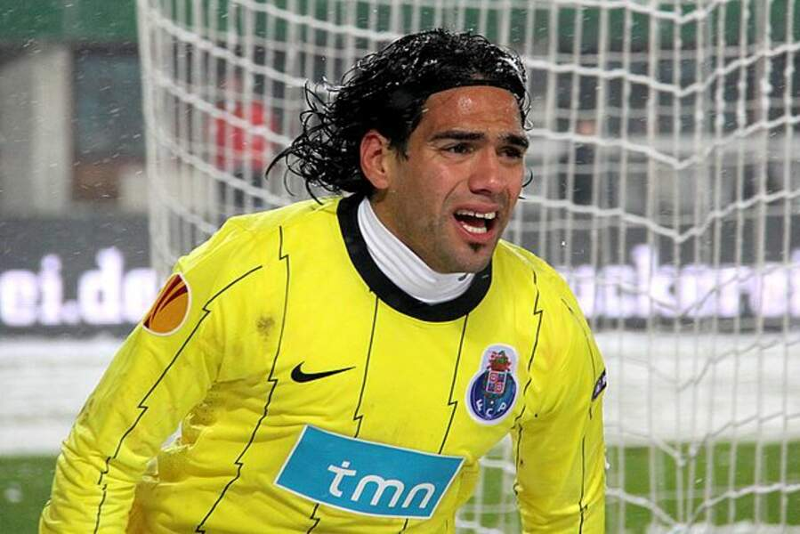 """Falcao, """"El Tigre"""" Colombien"""