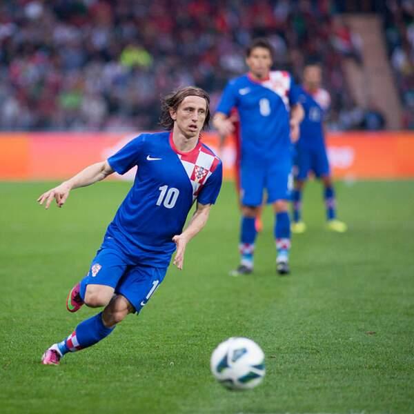 Luka Modrić, le Ballon d'or 2018