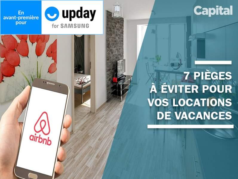 Airbnb, Abritel... 7 pièges à éviter pour vos locations de vacances