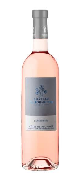 Château des Bormettes, l'Argentière 2020, Côtes-de-Provence