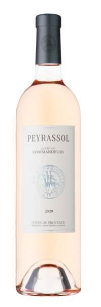 Peyrassol, cuvée des commandeurs 2020, Côtes-de- Provence