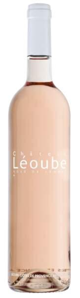 Château Léoube, rosé de Léoube 2020, Côtes-de-Provence