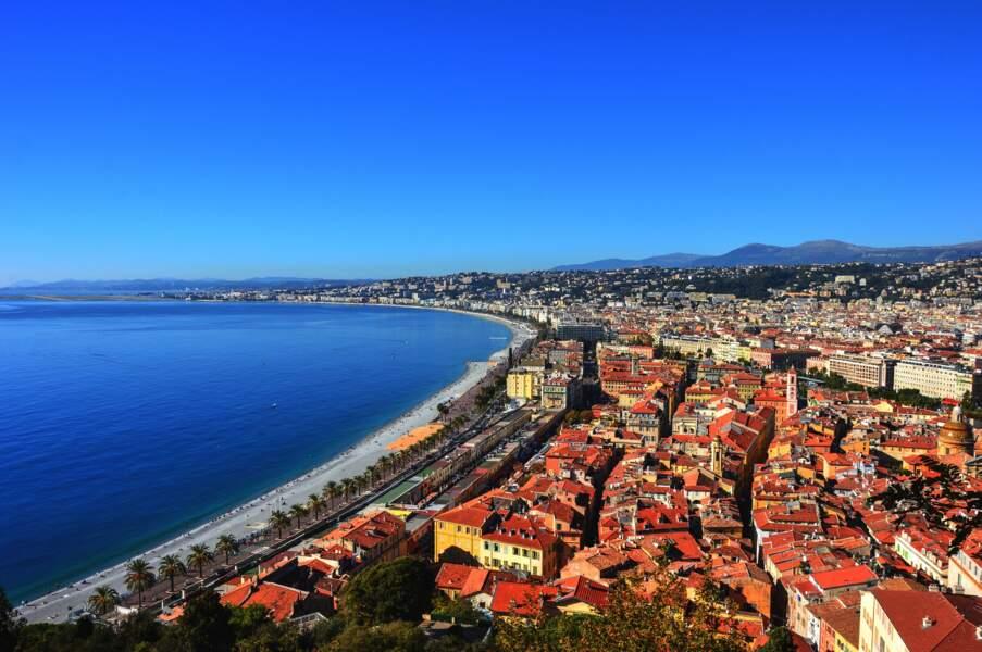 Réservez un hébergement sur la Côte d'Azur