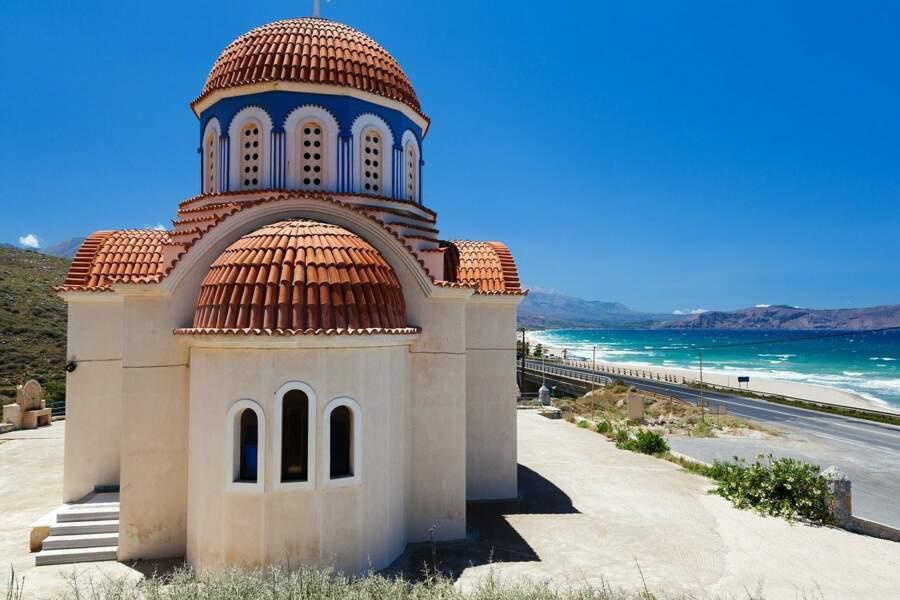 Une semaine en Crète avec transport inclus à moins de 400 euros
