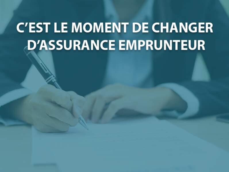 C'est le moment de changer d'assurance emprunteur