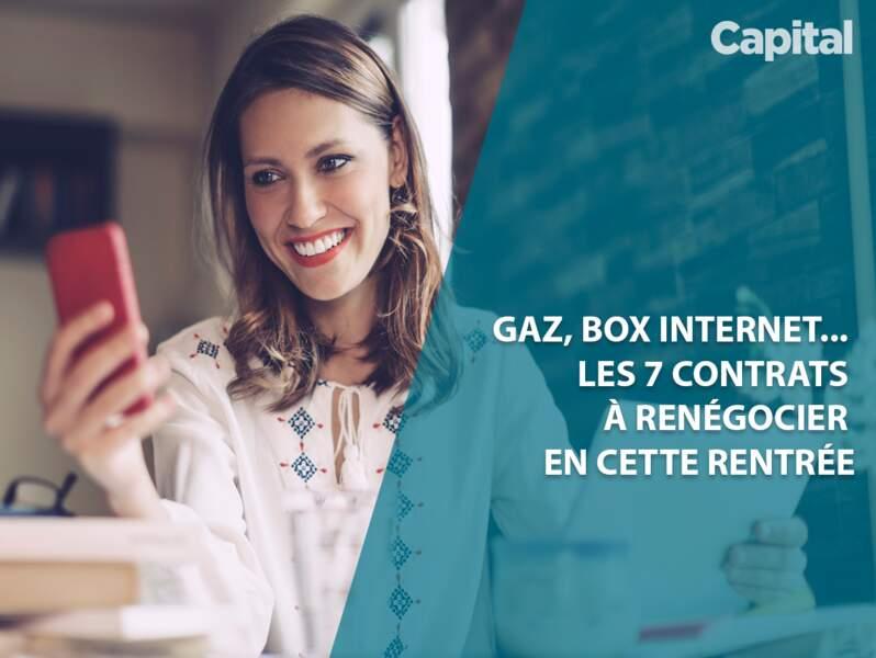 Gaz, box internet... les 7 contrats à renégocier en cette rentrée