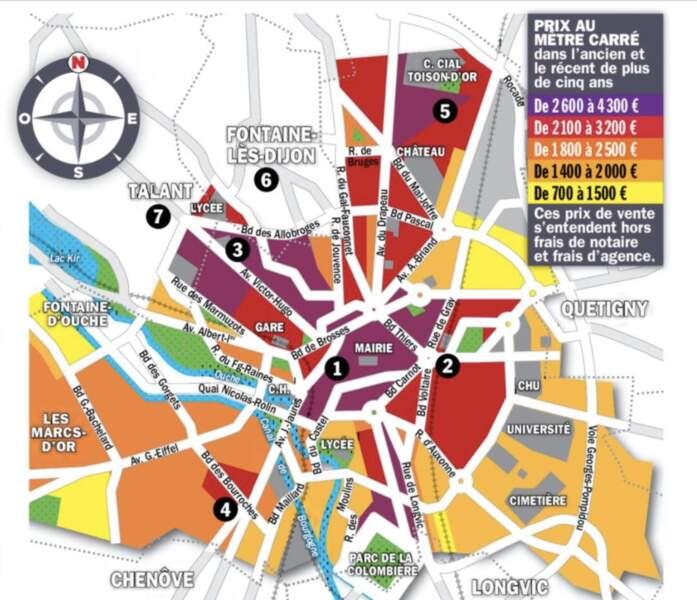 Dijon : les prix des maisons ont flambé de 15% en un an