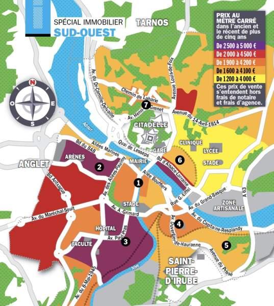 Bayonne : regain d'intérêt pour les abord de la gare