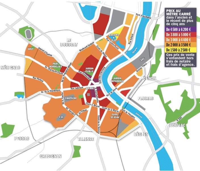 Bordeaux : le fléchissement de la demande, constaté depuis 2019, se confirme
