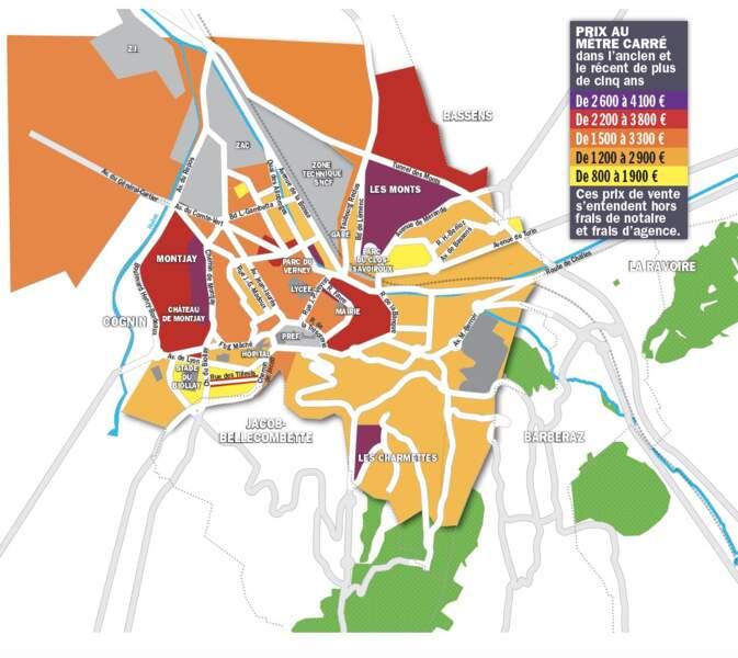 Chambéry : la vieille ville peine désormais à séduire