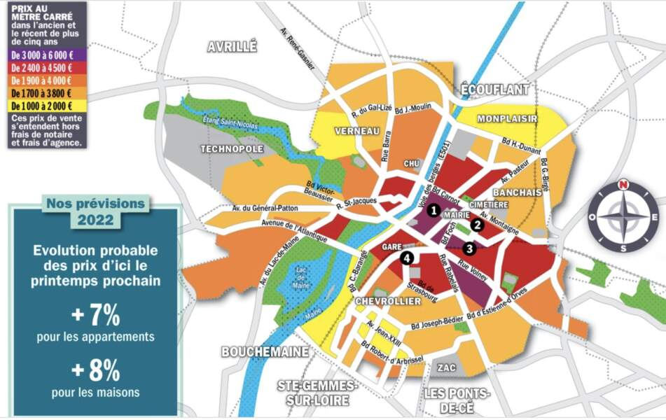 Angers : certains primo-accédants désormais forcés de rester locataires