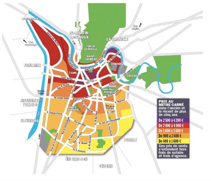 Grenoble : dans la vallée de l'Izère le marché des maisons devient spéculatif