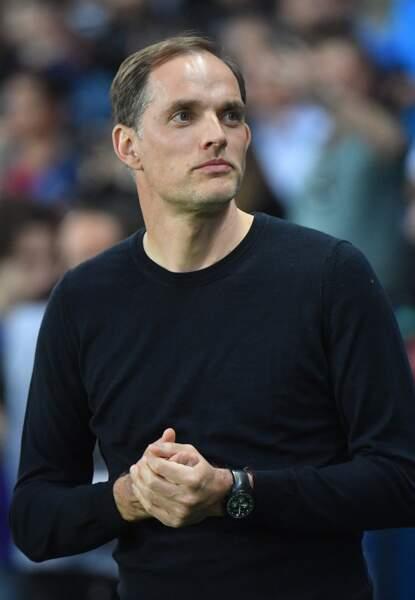 Thomas Tuchel-PSG